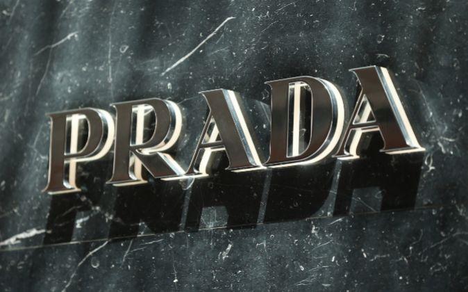 Logo de Prada.