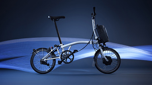 Bicicleta Brompton Electric
