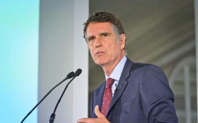 Jaime Guardiola, consejero delegado de Sabadell.