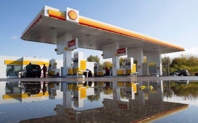 Gasolinera de Shell