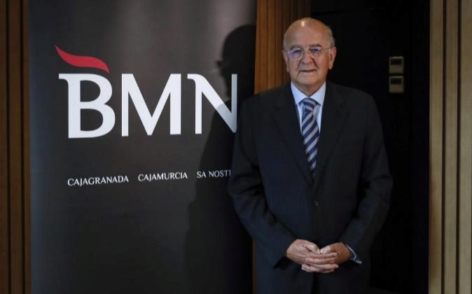 Carlos Egea, presidente de BMN.