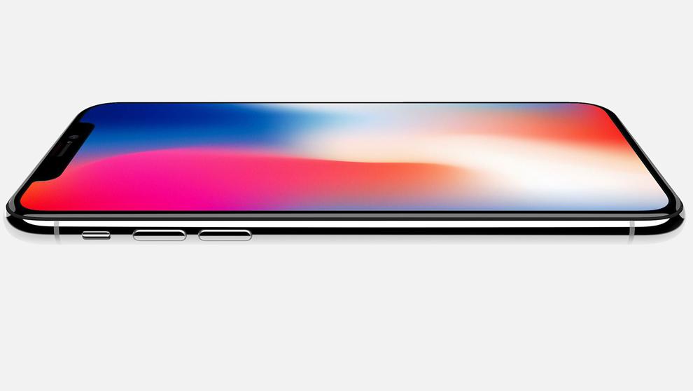 El nuevo IPhoneX empezará a comercializarse el 3 de noviembre.