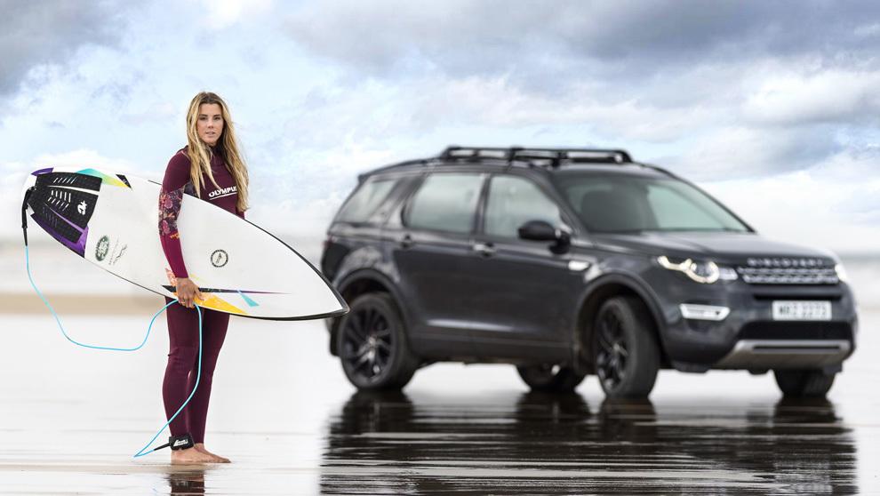Tabla de surf Jaguar Land Rover