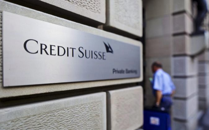 Sede de Credit Suisse en Zúrich (Suiza).