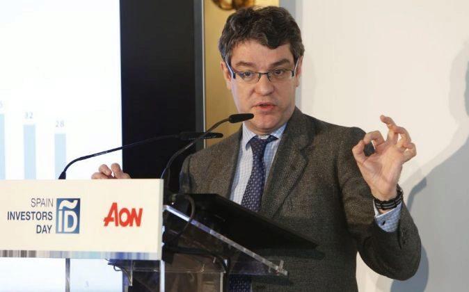 Álvaro Nadal es el ministro de Energía