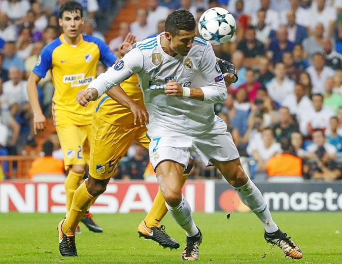 Nissan ha renovado como socio de la UEFA Champions League.