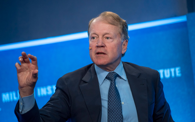 John Chambers, presidente de Cisco.