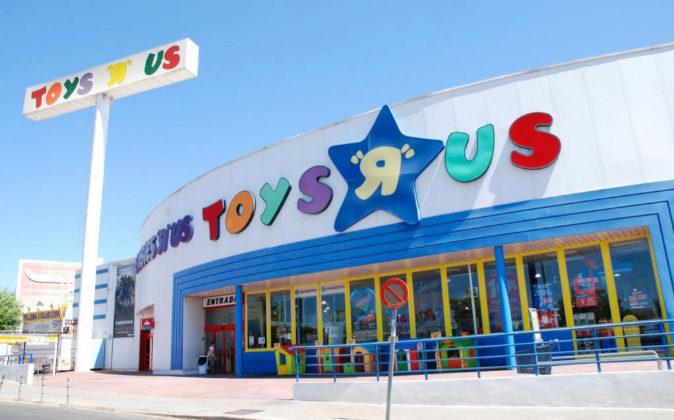 Toys 'R' Us de Parque Oeste, en Alcorcón.