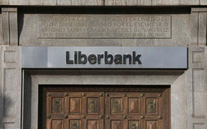 Oficinas centrales de Liberbank.