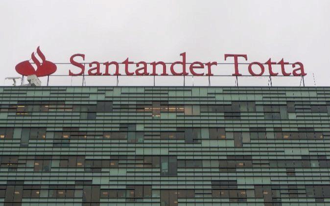 Oficinas de Santander Totta