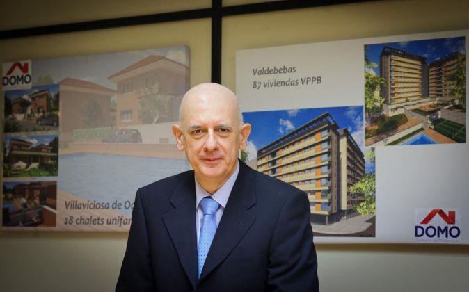 Feliciano Conde, presidente de Domo.