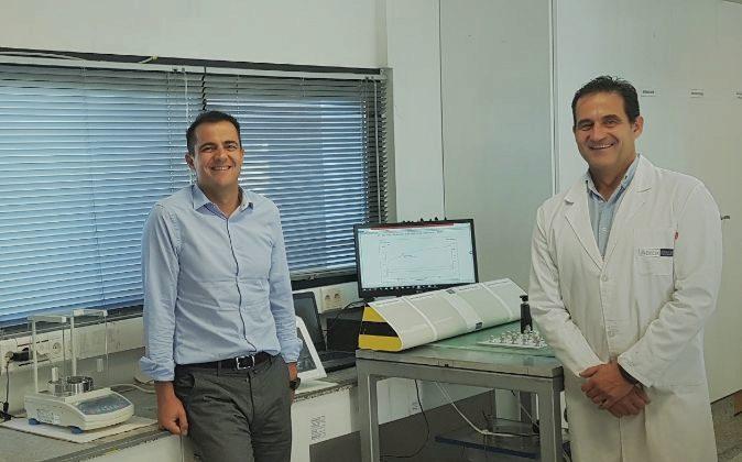 Raúl Cortés y Enrique Cortés, impulsores de Aerox.