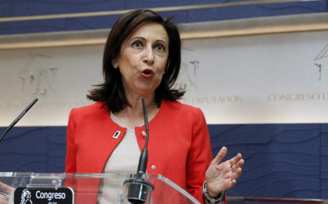La portavoz de PSOE en el Congreso, Margarita Robles.