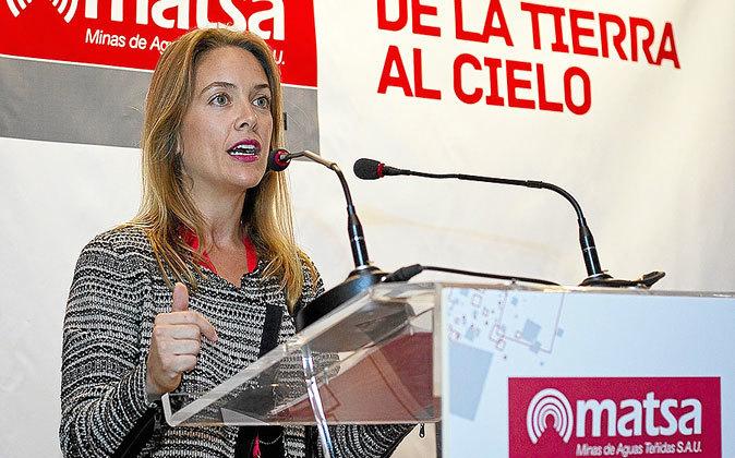Paula Chaves, directora del área Legal y RRII de Matsa.