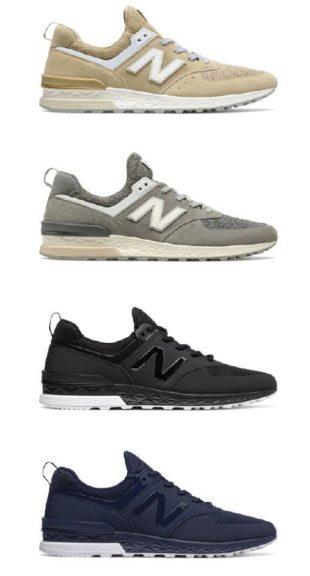 La nueva apuesta de New Balance: reinventar el calzado casual