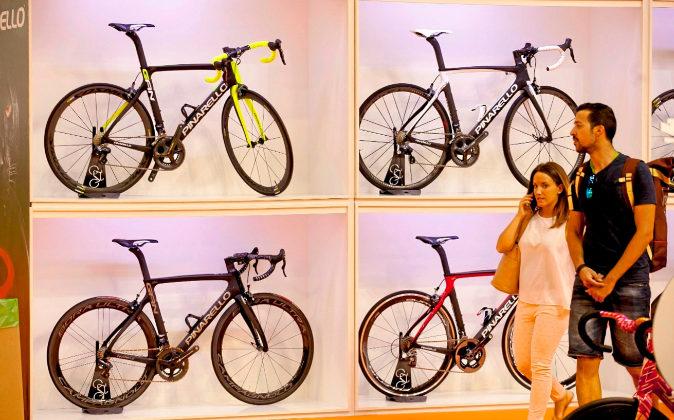 Entre los tipos de bicicl3etas que se pondrán a disposición del...
