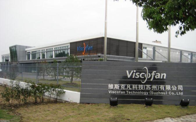 FABRICA DE VISCOFAN EN CHINA