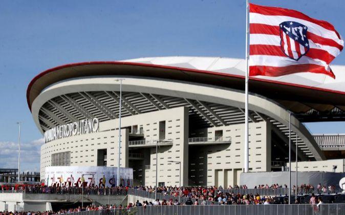 El Wanda Metropolitano.