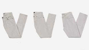Pantalones blanco invierno