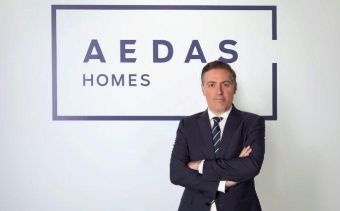 David Martinez, consejero delegado de Aedas Home.