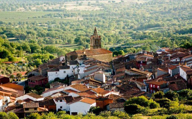 Pasaron de la Vera, uno de los pueblos de la Comarca de La Vera.