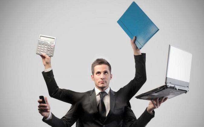 Hay una multitarea absurda que es simple apariencia de actividad, sin...