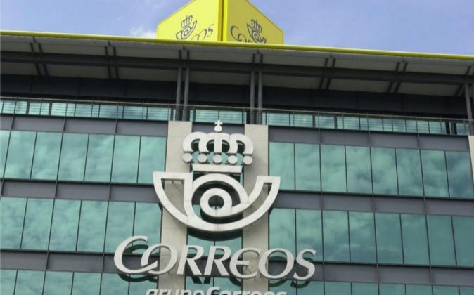 EDIFICIO DE CORREOS. GRUPO CORREOS