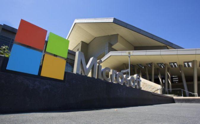 Sede de Microsoft.