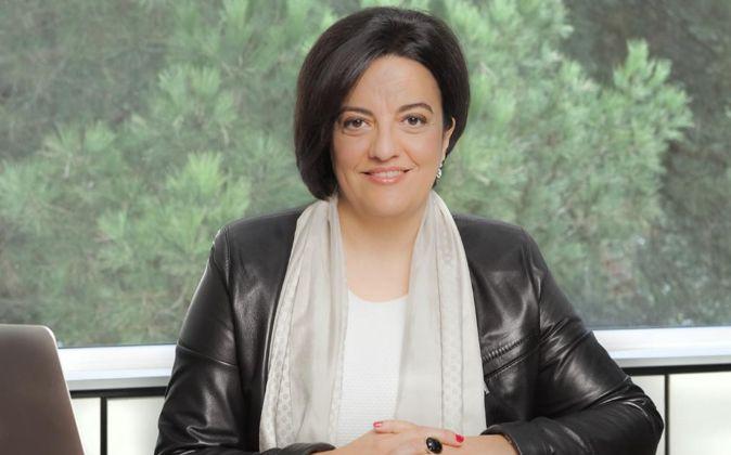 Judith Viader, accionista y primera ejecutiva de Frit Ravich.