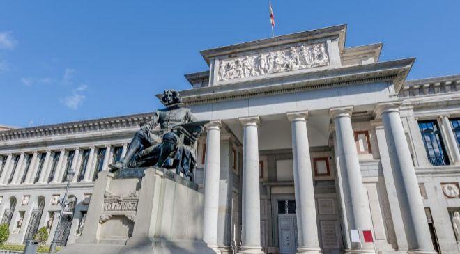 Los turistas de Madrid gastan más alrededor de museos como El Prado...