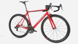 Sólo el <strong>constructor de bicis Bianchi</strong> puede presumir...
