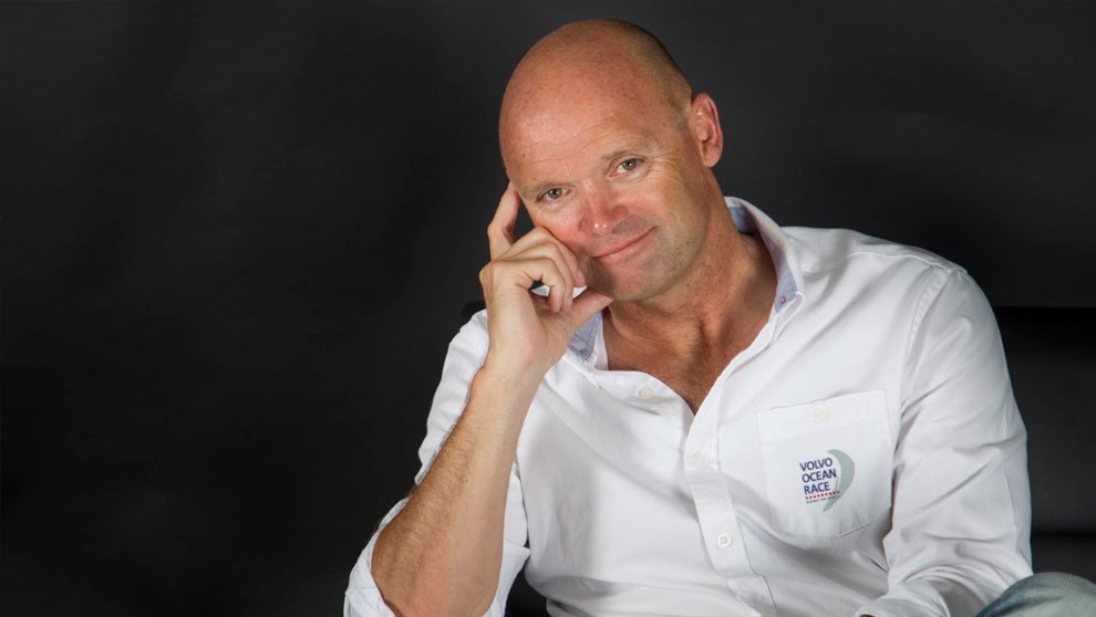 El hasta hoy director de la Volvo Ocean Race, Mark Turner. | Ainhoa...