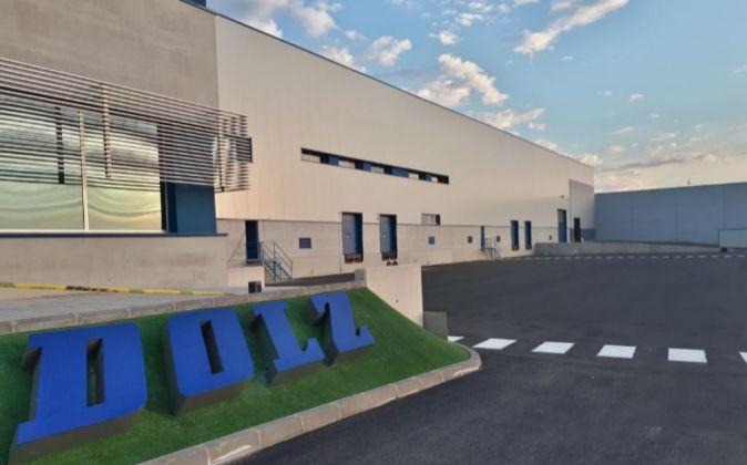Nueva fábrica de Industrias Dolz, en Almazora (Castellon)