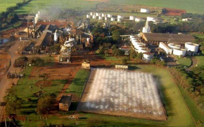 Planta de producción de etanol a partir de bagazo de caña de azúcar