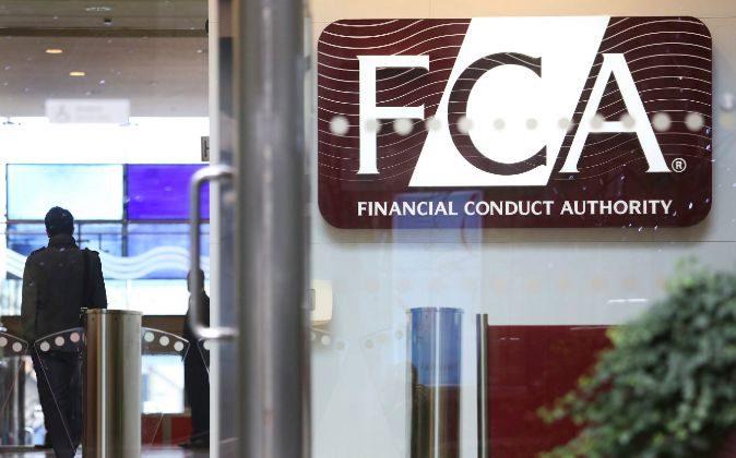 Oficinas de la Autoridad de Conducta Financiera de Reino Unido.