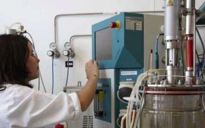 Instalaciones de uno de los laboratorios de Neol Bio.