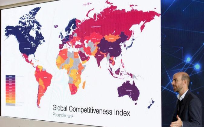 El jefe de Análisis e Investigación Cuantitativa, Competitividad...