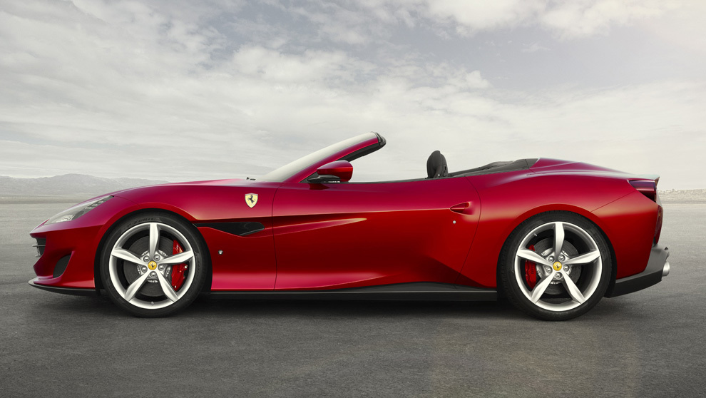 Ferrari GT Portofino