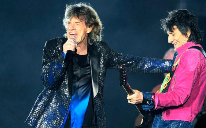Macroconciertos, como el que ofrecieron ayer los Rolling Stones,...