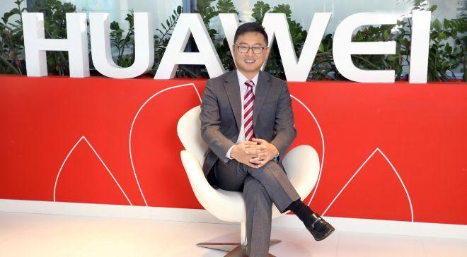 Pablo Wang, director de Consumo de Huawei en España.