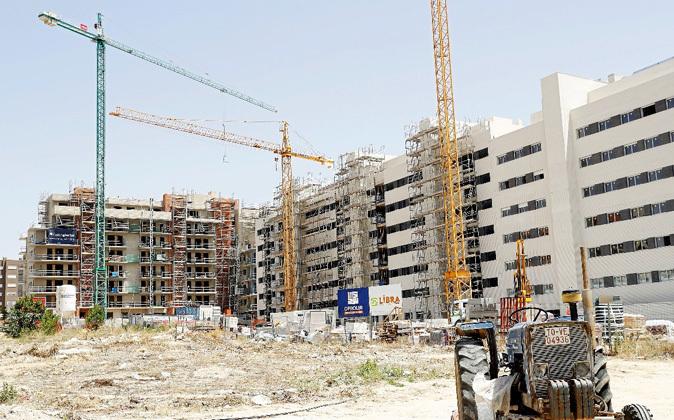 El alza en la demanda ha animado a las promotoras a volver a construir...