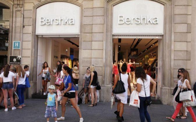 Tienda de Bershka.