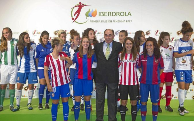 Iberdrola, gran 'sponsor' del deporte femenino en España,...