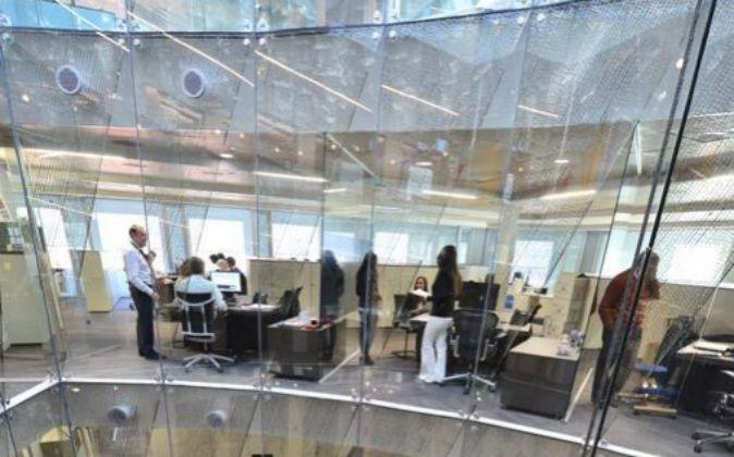 Imagen de la sede de Naturgas en Bilbao