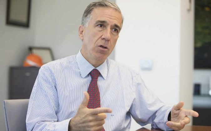 Gonzalo Urquijo, presidente de Abengoa.