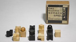 Ajedrez Bauhaus