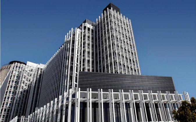 Imagen de Paseo de la Castellana 89, uno de los edificios de...