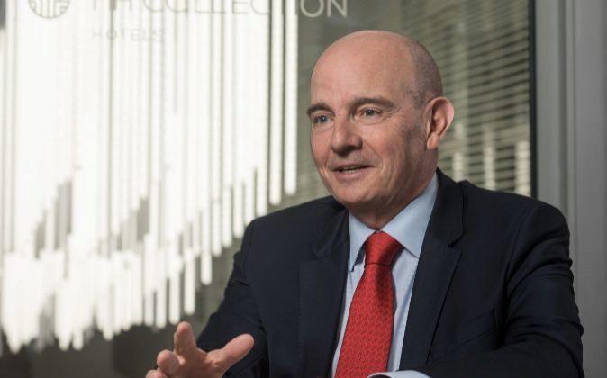 Ramón Aragonés, consejero delegado de NH
