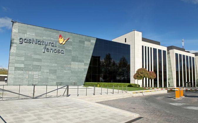 Sede Gas Natural Fenosa en Madrid