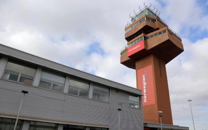 Terminal 2 del Aeropuerto de El Prat.